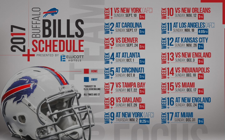 Buffalo Bills 2017