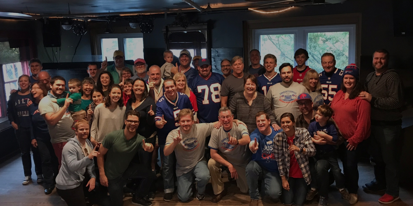 Cville Bills Backers 2017