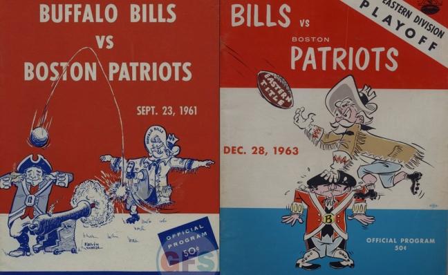 Bills vs. Pats