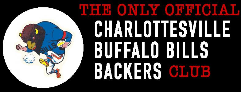 Charlottesville Buffalo Bills Backers